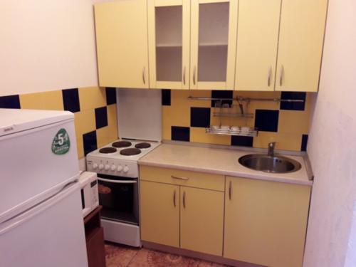 Кухня-люкс
